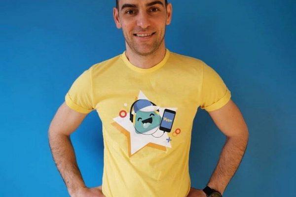 Тениските на Уча.се за нас бяха вдъхновение