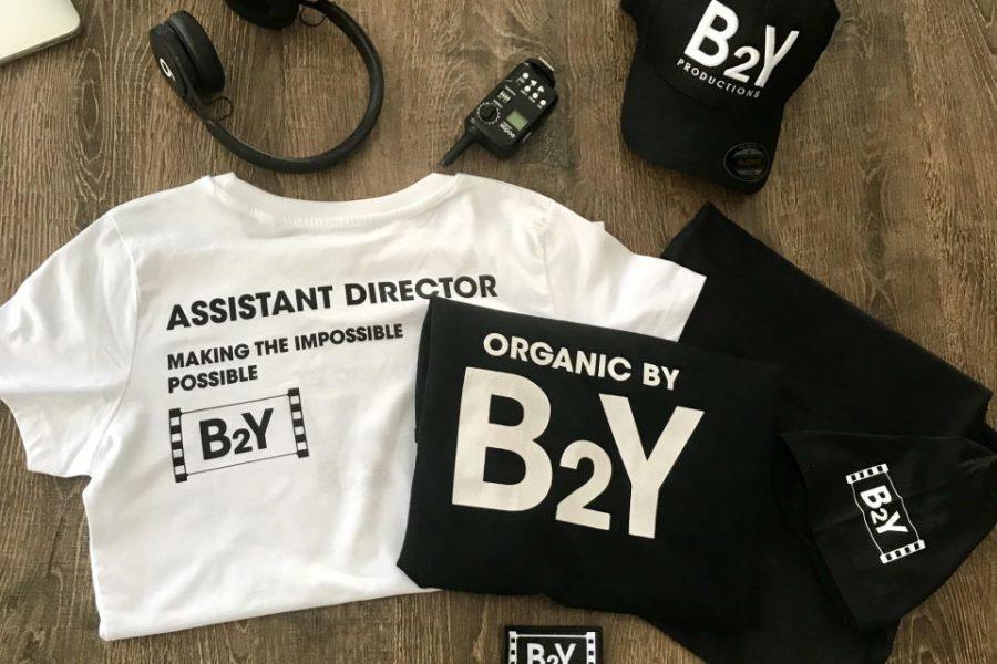 Making the impossible POSSIBLE: рекламен текстил и аксесоари B2Y productions